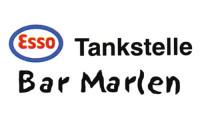 Tankstelle Esso - Bar Marlen