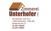 Zimmerei Unterhofer